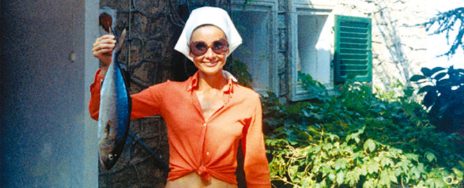 Erinnerungen an Audrey