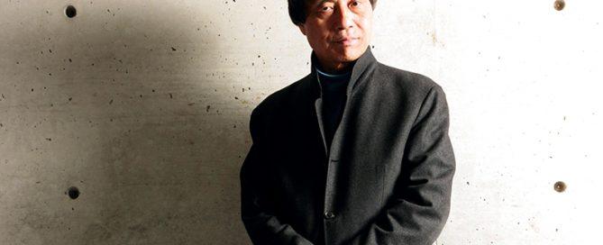 Tadao Ando im Jahr 2014