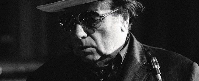 Bluesrock-Legende Van Morrison war einer der Stargäste beim letzten Gent  Jazz Festival.