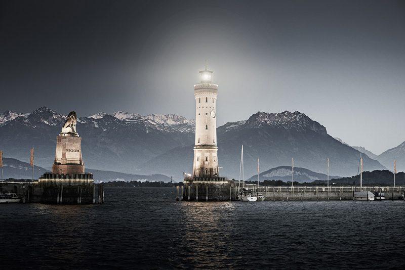 1. Hafeneinfahrt