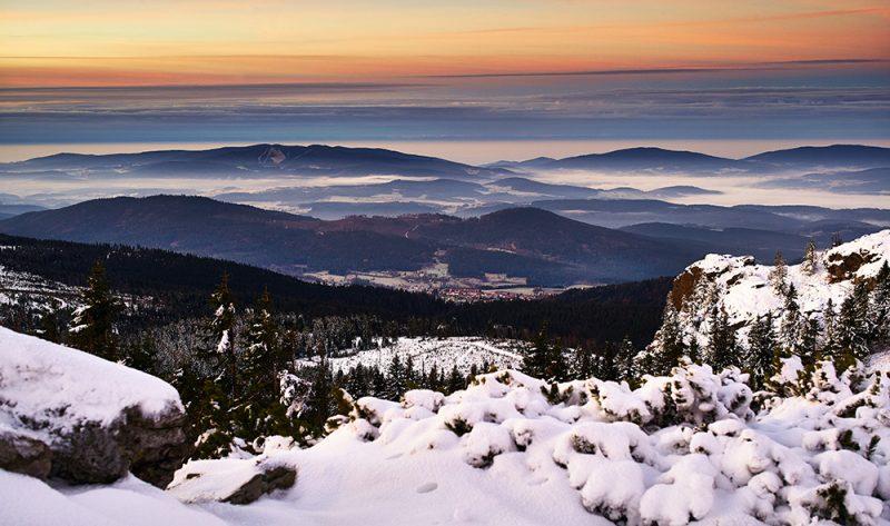 """""""Vom Wald das Beste"""" – die Ferienregion Nationalpark Bayerischer Wald lockt mit großem Freizeitangebot."""