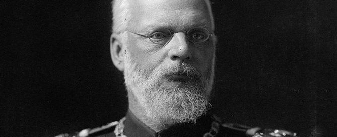 Ludwig III war von 1913 bis 1918 der letzte König von Bayern