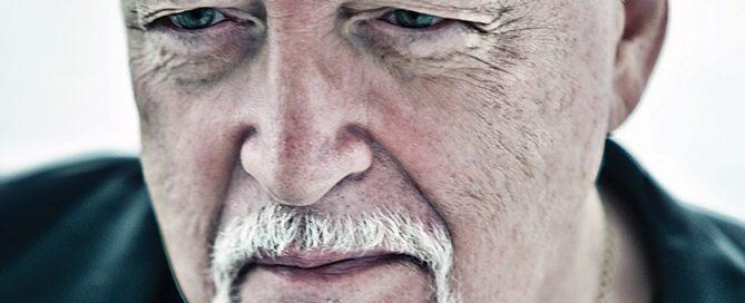 Der Gentleman unter den Rockern – mit seiner Hammond-Orgel prägte der Tastenvirtuose Jon Lord den unverkennbaren Sound von Deep Purple.  MARTAWOJTAL