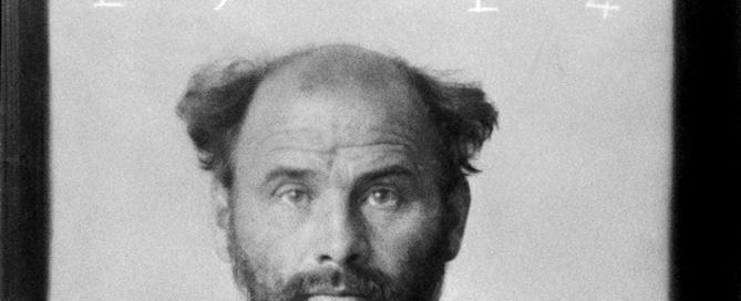 Gustav Klimt, 1914.
